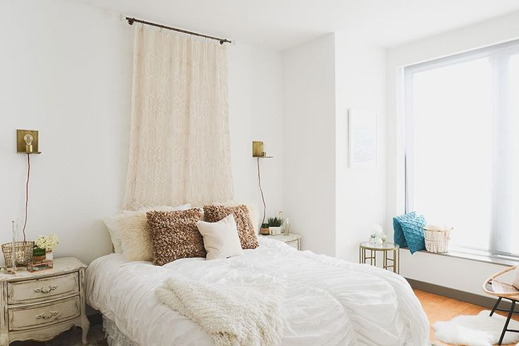 Kellee Khalil's NYC Apartment Tour #theeverygirl | loved this apartment tour