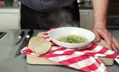 Extra gevulde groentesoep - Recept - Allerhande - Albert Heijn