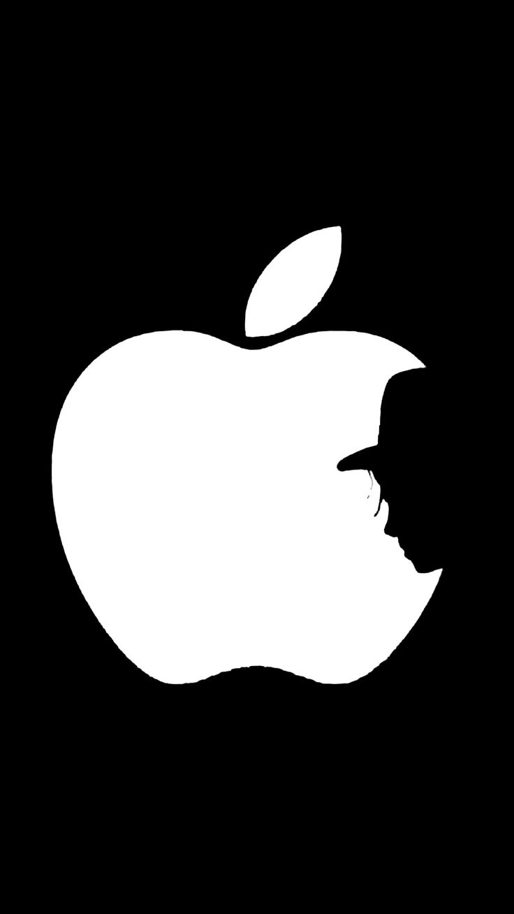 Michael Jackson and apple sign combined... YES