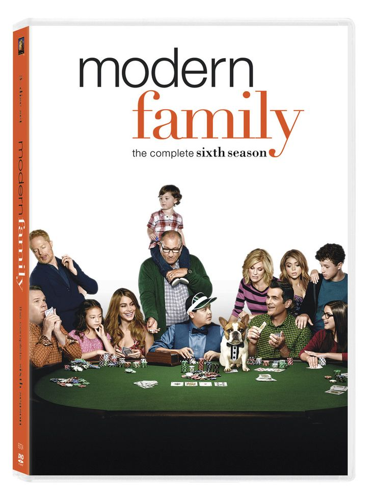 Modern Family Season 6 Giveaway #ModernFamilyInsiders