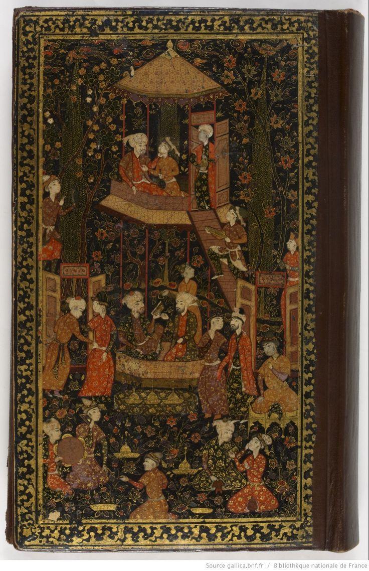 Le roman des amours de Leïla et de Meǧnoun , récit en vers mesnevis, par Mohammed ibn Soleïman, surnommé Fouzouli Baghdadi (m. 963 de l'hégire = 1555), à l'imitation de celui que Nizami a composé sous ce même titre Auteur : Mohammed ibn Soleïman el-Baghdadi. Traducteur Date d'édition : 1551-1600 http://gallica.bnf.fr/ark:/12148/btv1b84272029/f1.highres