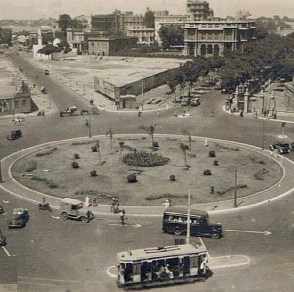ميدان التحرير عام ١٩٢١ Egypt History Old Egypt Cairo Egypt