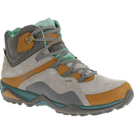 MerrellFluorecein Mid Waterproof Hiking Boot - Women's