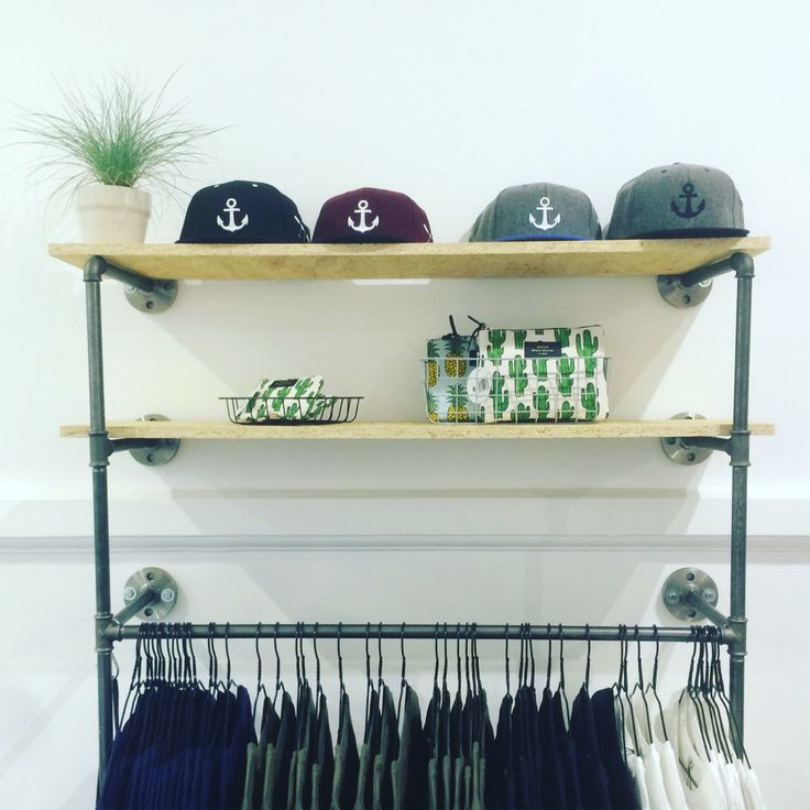 124 best images about various steel pipe design on pinterest wall racks shoe shelves and coat. Black Bedroom Furniture Sets. Home Design Ideas