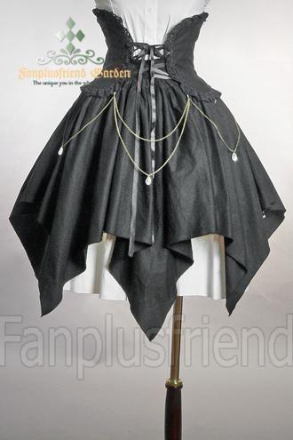 I like the gathering on this.: Corsets Skirts, Elegant Gothic, Diamonds Corsets, Pirates Lolita, Bias Diamonds, Gothic Lolita, Gothic Bias, Gothic Dress, Lolita Elegant