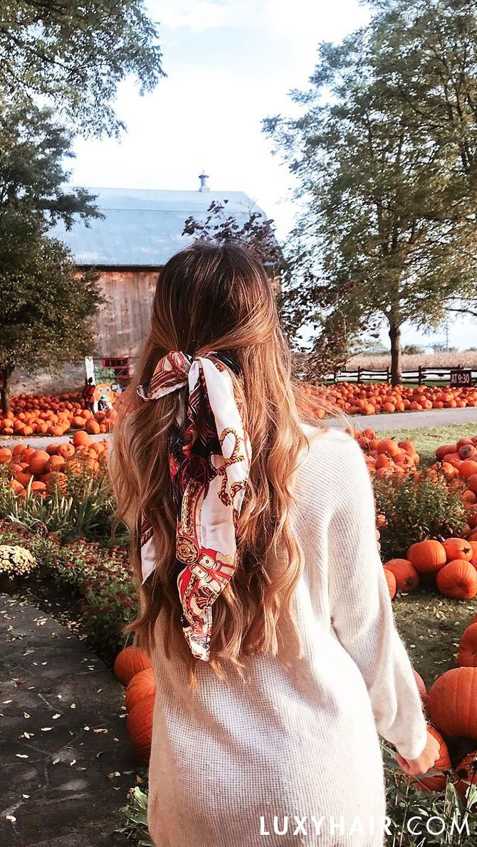Summer Hairstyles With Headscarves  Scarf hairstyles, Headband