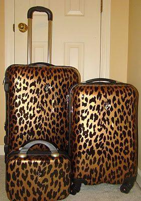 Gotta have cute luggage when you travel #fancypants Beautifuls.com Members VIP Fashion Club 40-80% Off Luxury Fashion Brands