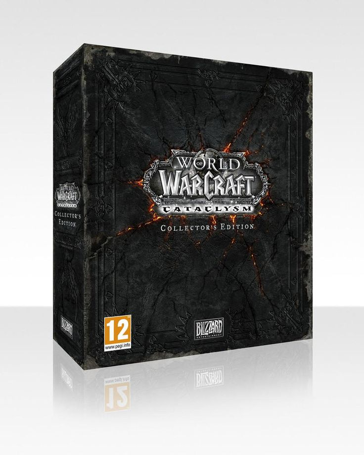 World Of Warcraft : Cataclysm - Collector - PC - Référence Gaming - Le Marketplace du jeu vidéo #WoW #PC #WoWCataclysm #Collector