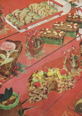 1000 images about vintage dessert recipes on pinterest Better homes and gardens christmas special