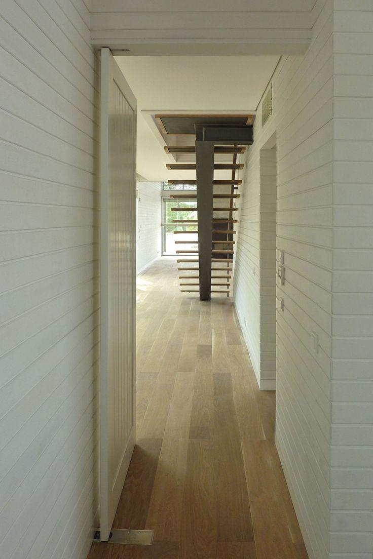 Hakwood flooring - European oak - Serenity - Retired - Troia resort - Moradia Praia, Portugal - Rodrigo Vieira da Fonseca - Residential project