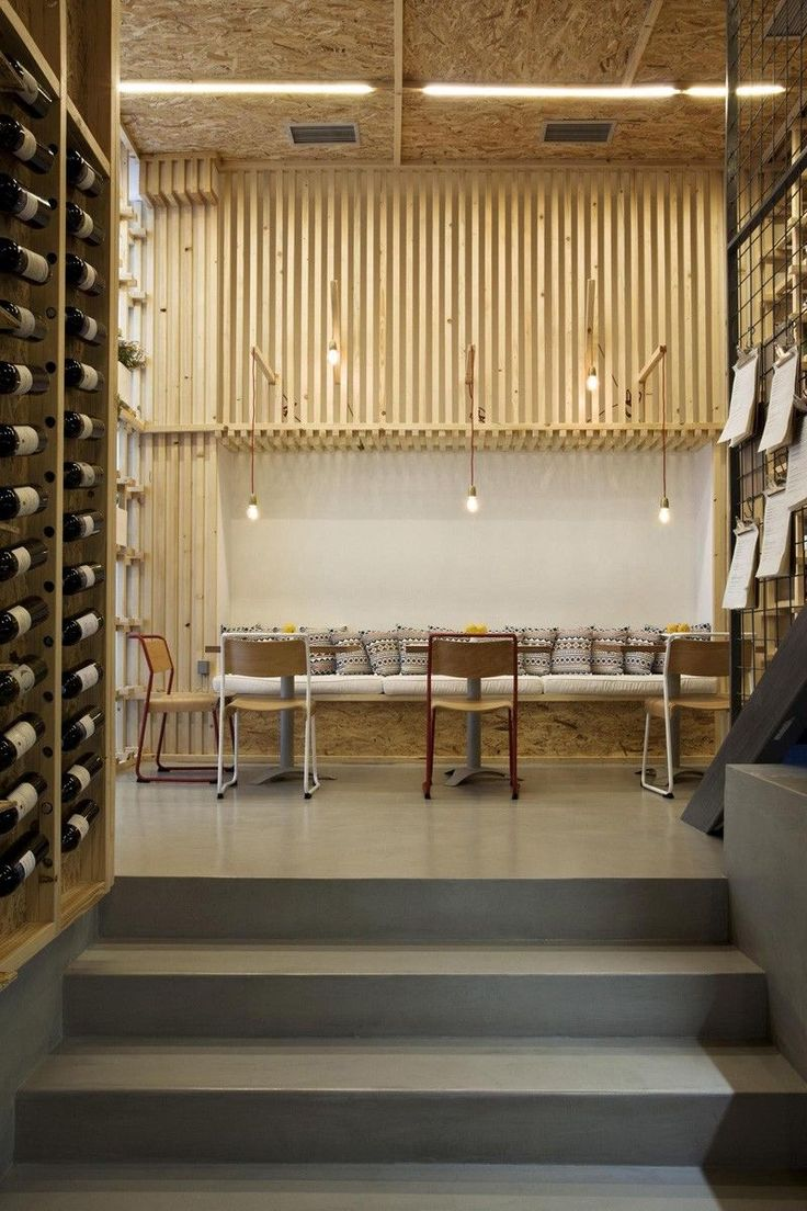 IT Cafe - The charming IT Cafe in Athens is a fresh food restaurant and event space designed to resemble a shipping crate by Divercity Architects. The wooden...