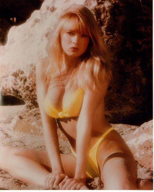 Very valuable Racy photos of traci lords something