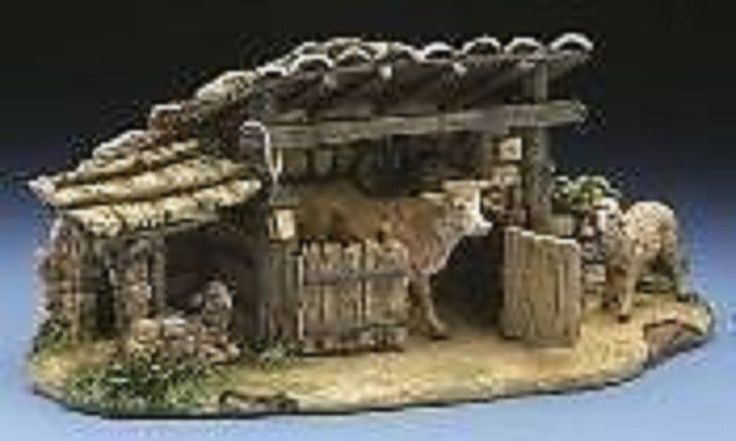 Fontanini Nativity Village Animal Corral Item #54303