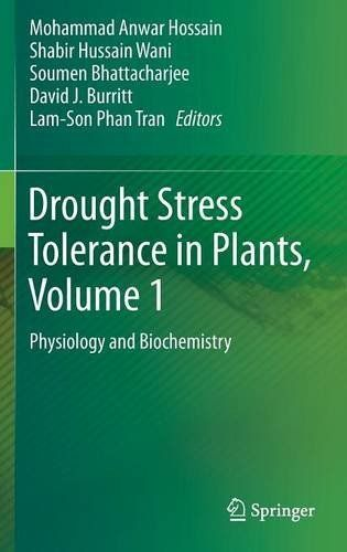 Drought Stress Tolerance in Plants, Vol 1: Physiology and Biochemistry Springer | Agriculture | April 10 2016 | ISBN-10: 3319288970 | 526 pages | pdf | 8.14 mb Editors: Hossain, M.A., Wani, S.H., Bhattacharjee, S., Burritt, D.J., Tran, L.-S.P. (Eds.)