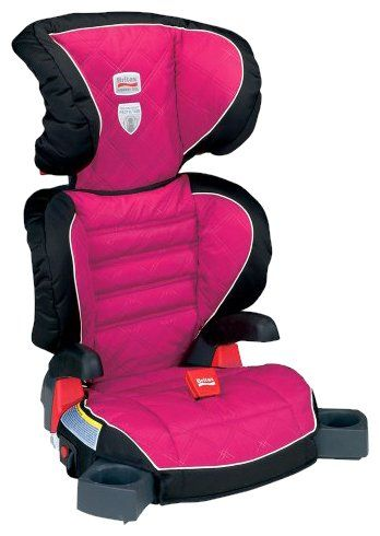 Child Safety Booster Car Seats.  Britax Parkway SGL Booster Seat