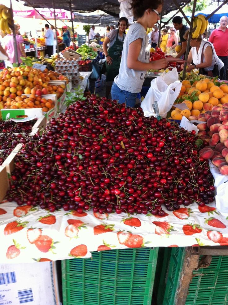 Alcudia Market//Mallorca