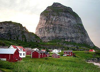 #Træna #Helgelandskysten #Norway