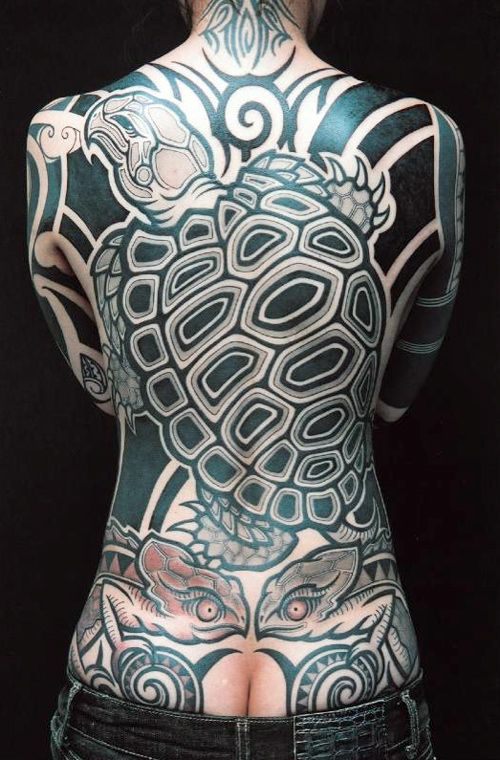 By Genko, Genko & En Tattoo Studio, Nagoya, Japan
