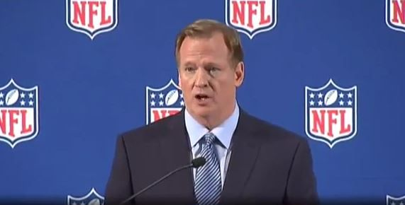 """Catholic League President Tells Goodell """"You Should Be Fired!"""" (by Michael Morris CNSNews.com) - In a sternly worded letter to NFL Commissioner Roger Goodell regarding the recent controversy over some NFL players kneeling in protest during the national anthem, Catholic League President Bill Donohue wrote, """"[Y]ou should be fired."""""""