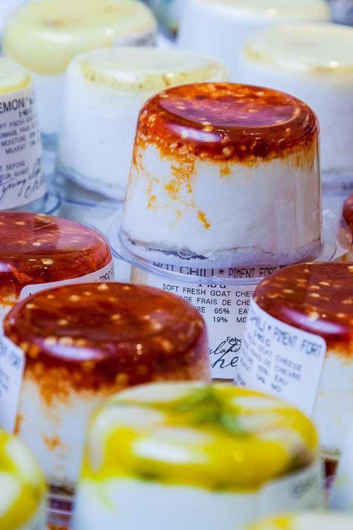 Take a trip to a local farm like Salt Spring Island Cheese Company