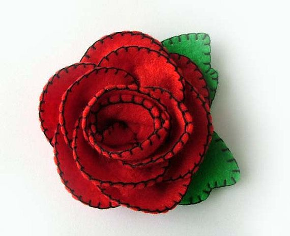 Hey, I found this really awesome Etsy listing at https://www.etsy.com/listing/99068408/rockabilly-rose-boutonniere