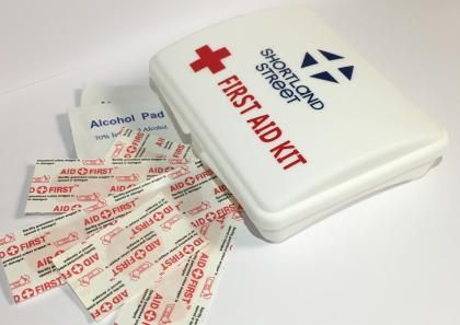 Shortland Street Mini First Aid Kit