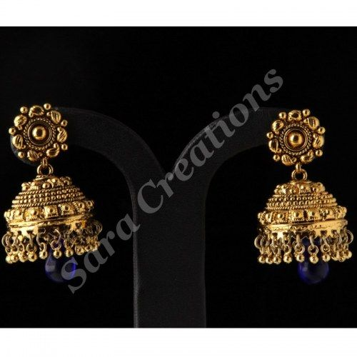 South Indian Jhumki Design Scer 1334