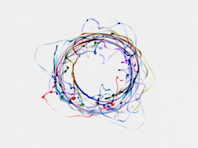 Sound and data visualizations by Andreas Nicolas Fischer - Creative Journal