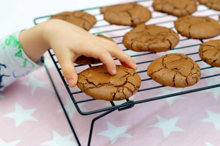 Coco & Co: Double Chocolate Cookies