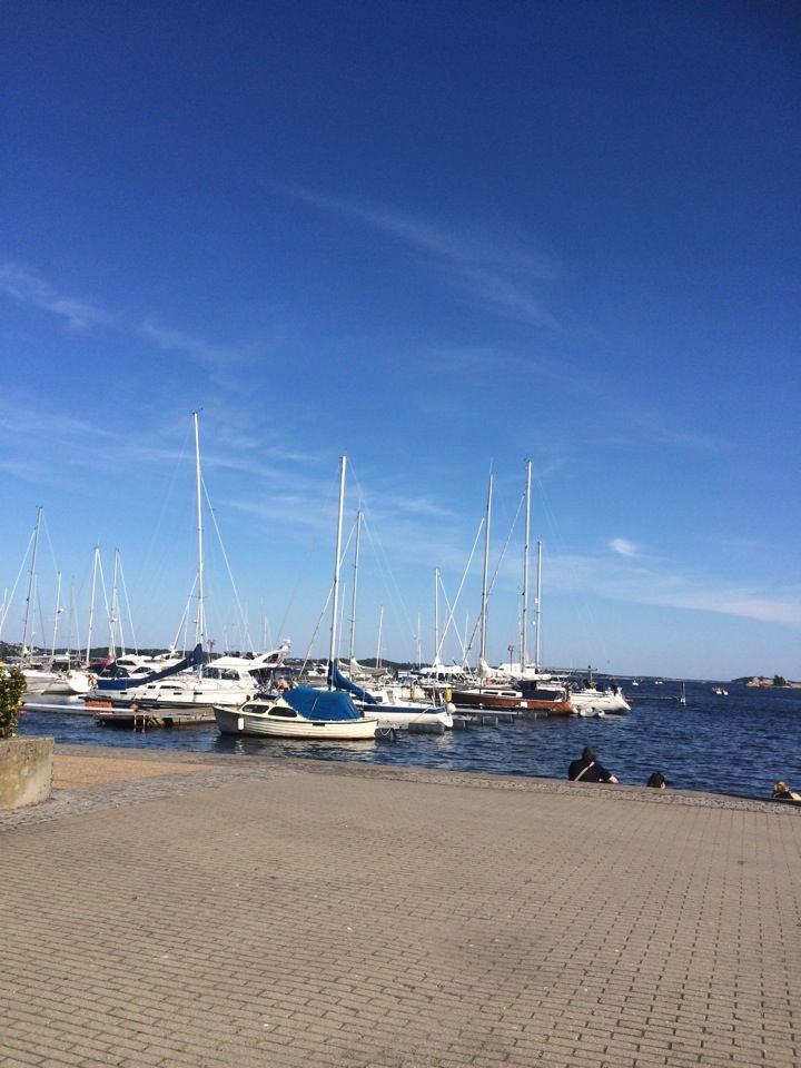 Kristiansand gjestehavn i Kristiansand, Vest-Agder