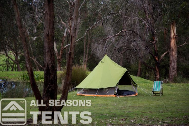 All Seasons Tents Bell Tents - All Seasons Tents - bell tent, canvas tent, glamping, camping, tent