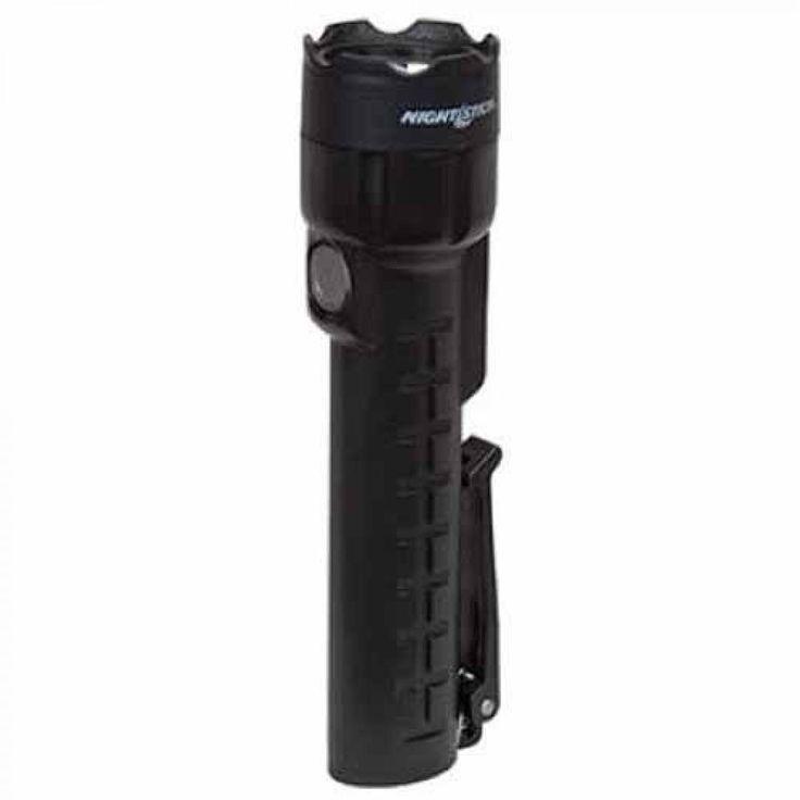 Bayco Nightstick Dual Light Flashlight Black XPP-5422B