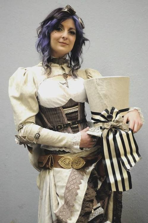 2611 Best Steampunk Fashion Images On Pinterest Steampunk Fashion Steampunk Couture And