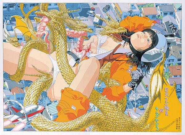 絵画的保守主義と結合の美学──「会田誠展:天才でごめんなさい」レビュー:フォーカス|美術館・アート情報 artscape