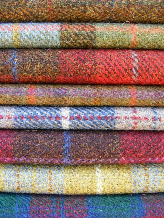 Tartans to dream about...