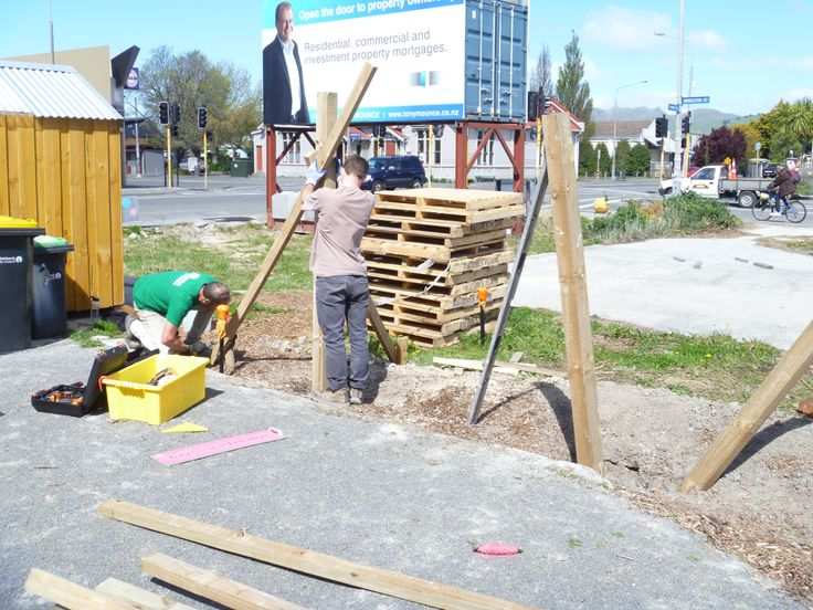 Building Linwood.