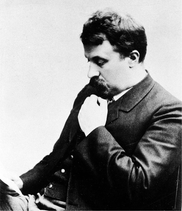 Juhani Aho, author