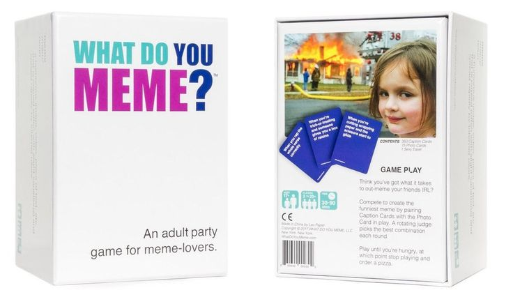 What Do You Meme? Adult Party Game | Best Gifts 2017 | POPSUGAR Celebrity Photo 6