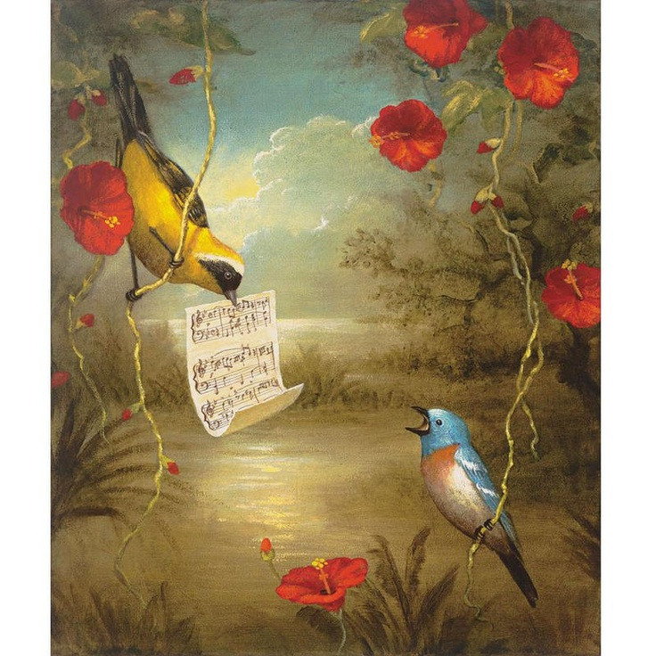Kevin Sloan - always wondered how they know all those songs.