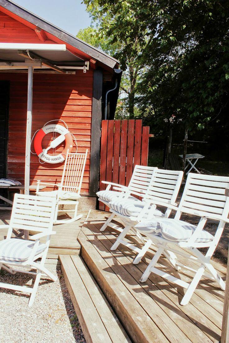 la tazzina blu: Ikea Blogger Tour #2: boat tour per le isole Vaxholm Sweden