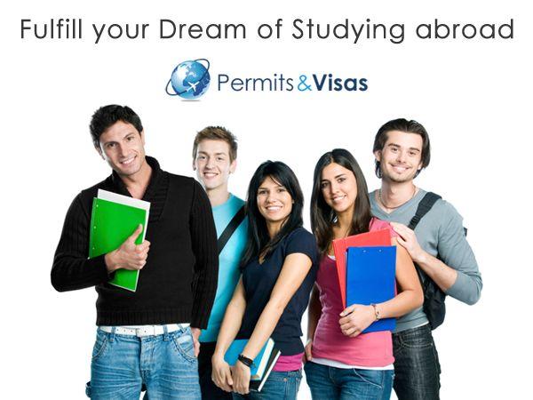 Study abroad permits and PV visas