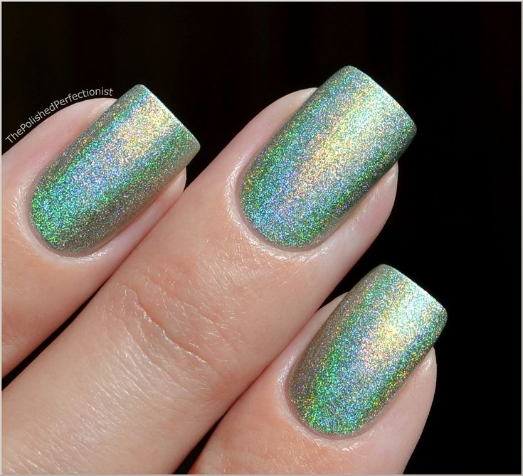 Pupa Holographic Light GreenHolographic Lights, Nails Art, Green Olograf Turquoise, Naglar Nails, Nails Nails Nails, Lights Green Olograf, Nails Polish, Colors Green, Nails Make Up