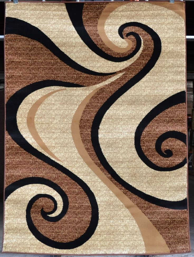 Area rug sale for your floor amazing floral graphic area for Contemporary area rugs on sale