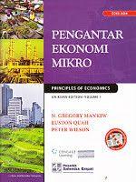 PENGANTAR EKONOMI MIKRO (Principles of Economis)