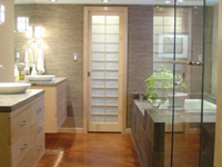 How To Create A Greyscale Bathroom: Best 25+ Zen Bathroom Design Ideas On Pinterest