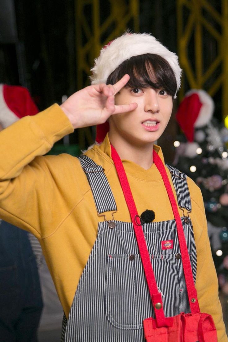 ❤️✨ #JUNGKOOK // 171224 RUN BTS! 2017 - Epi.32 Behind the scene ~♪