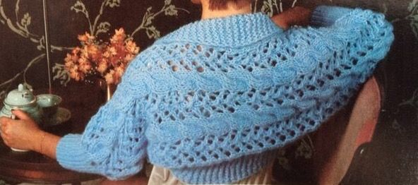Crochet Kernel Stitch : Convert a short scarf into a shrug. Easy! knitting Pinterest ...