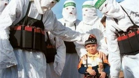 """Palestinians Exploiting Children to Fight Israel Noah Beck,  Where is the international outrage?  The new Palestinian curriculum for grades 1 to 4 """"is significantly more radical than previous curricula,"""" concludesa new studyby Hebrew University's Institute for Monitoring Peace and Cultural Tolerance in School... http://conservativeread.com/palestinians-exploiting-children-to-fight-israel/"""