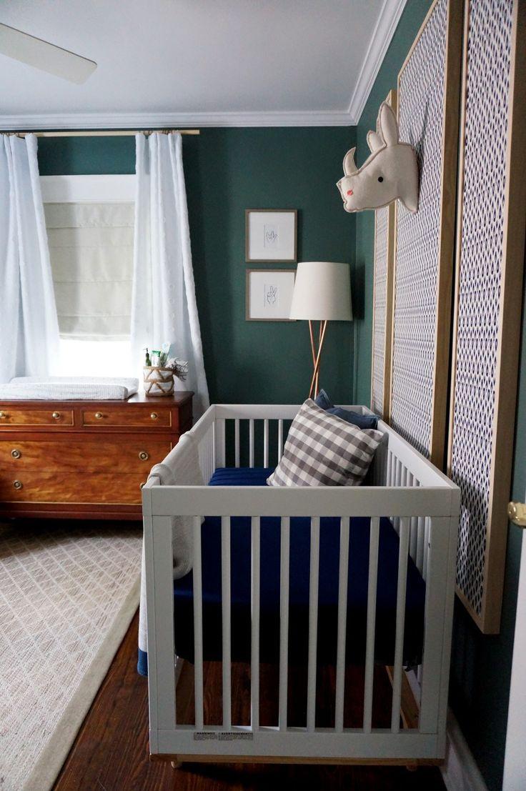 Baby Boy Nursery: HomeWork Design Co.