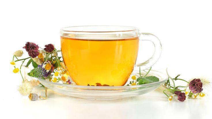 Herbal Tea For Hyperthyroidism & Excessive Kapha